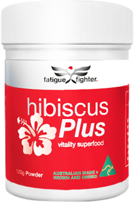 Fatigue Fighter Hibiscus Plus